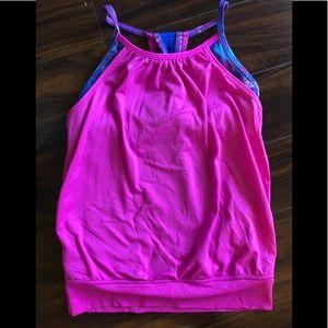 Ivivva Girls Workout tank